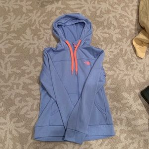 The North Face hoodie size small like new